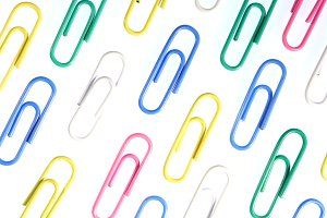 Stationery Equipment Background