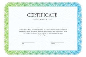 Certificate225