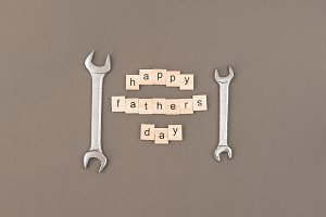 Greeting card to celebrate Father's
