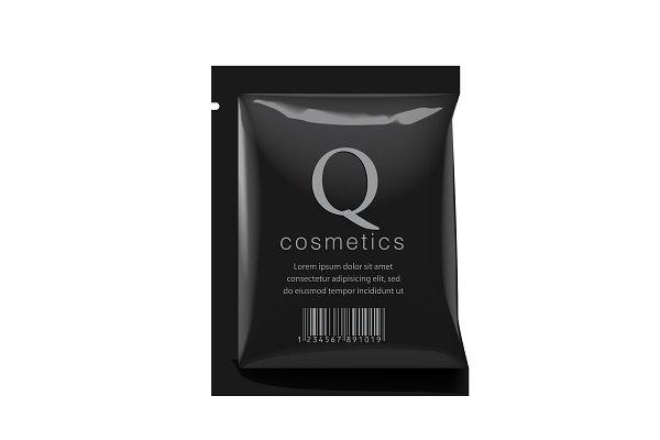 Packaging Foil For Wet Wipes Psd Mockup Download Free Mockups