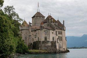 Chateau de Chillon Castle