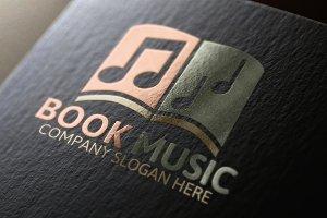 Book Music Logo