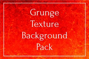 Grunge texture background pack