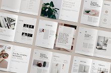 VOLK - Studio Proposal by  in Brochures