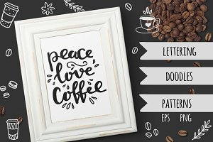 Peace, Love and Coffee