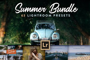 Lightroom Presets - Summer Bundle