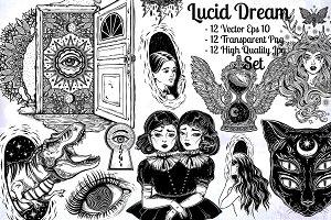 Lucid Dream Set