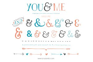 You & Me (Vector)