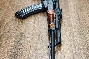 7.62mm assault rifle