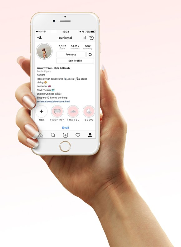 40 Instagram Highlight Icons Pink in Instagram Templates - product preview 1