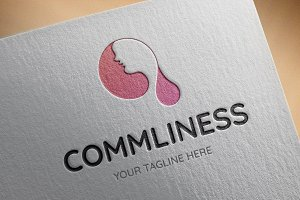 Commliness Logo Template