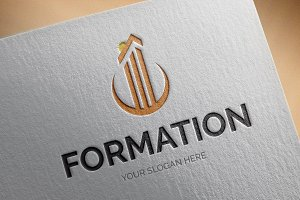 Formation Logo Template