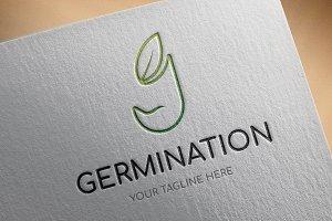 Germination Logo Template