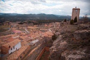 Town of Monroyo in the Mantarraya re