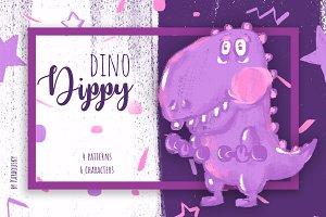 Dino Dippy