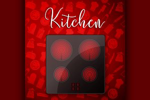 Kitchen concept induction