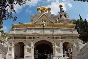 Orthodox church of St. Mary