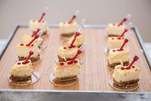 Fancy beautiful mini cakes