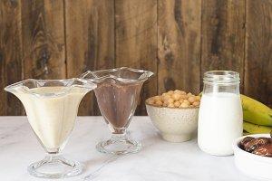 Hummus shake