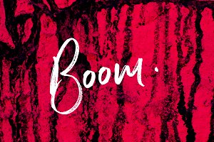 BOOM: 60 Backgrounds