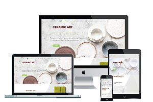 AT Pottery – Pottery Website
