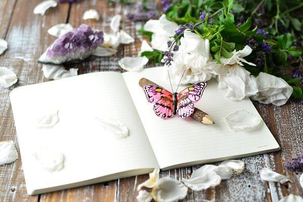 Romantic Journaling 1