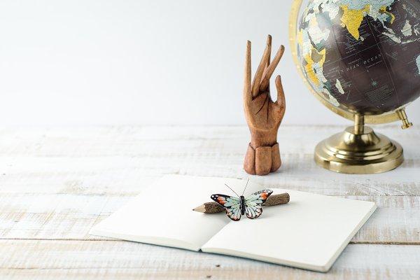 Worldly Journaling 1