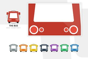 The Bus Logo Templates