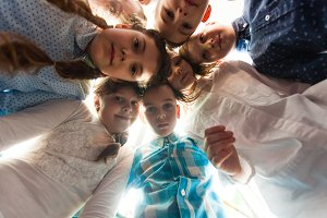 Friendship of schoolchildren