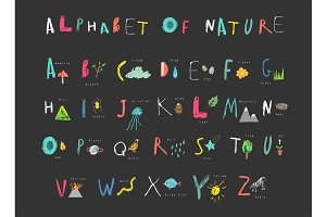 Alphabet of Nature