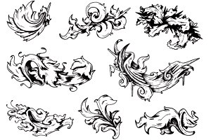 Baroque Decorations