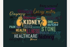 World Kidney Day Poster