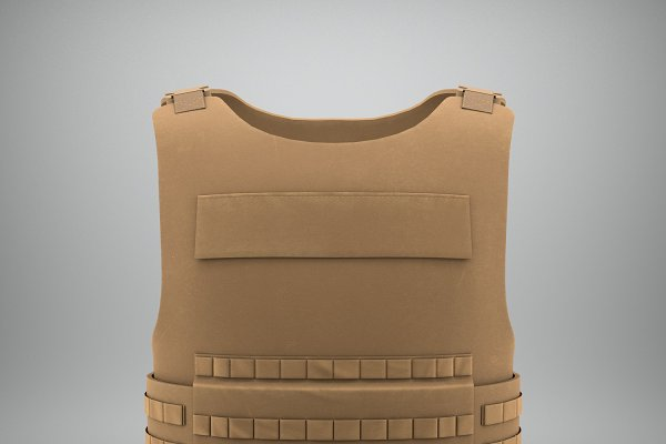 3D Weapons: Vitamin - Military Flak Jacket Vest