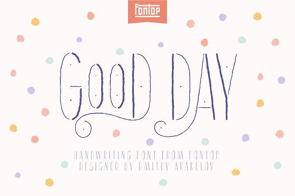 Good Day Font