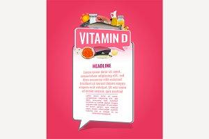 Vitamin D Banner