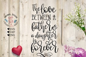 Father's Day Cut Fie and Printable