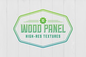 10 Wood Panel Texture Pack