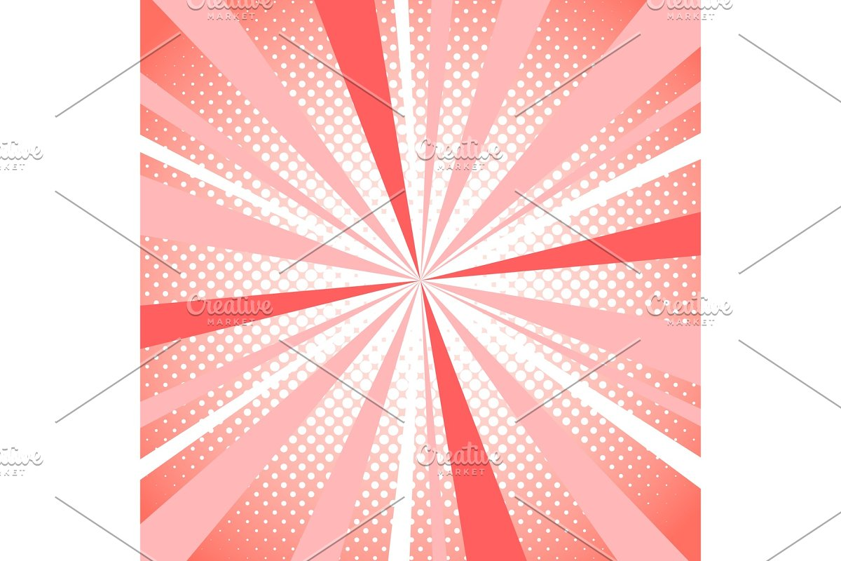 Abstract halftone background vector illustration
