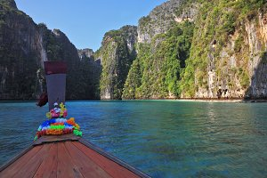Thailand sightseeing boat