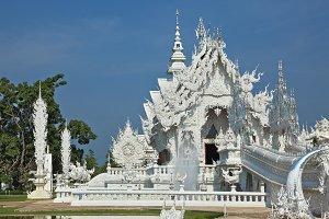 Snow-white palace.