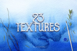 Watercolor Texture Collection