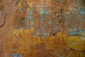 scraped paint texture