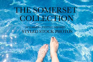 Styled Stock Bundle: Summer Vibes