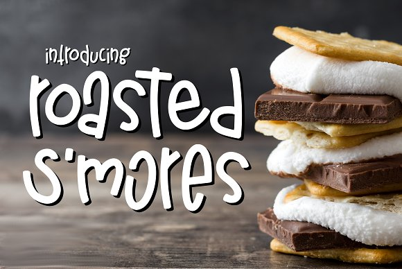 Roasted S'mores