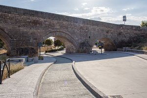 walk through the streets of Toledo
