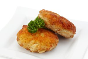roasted cutlets