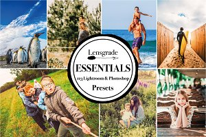 Essentials Lightroom & ACR Presets