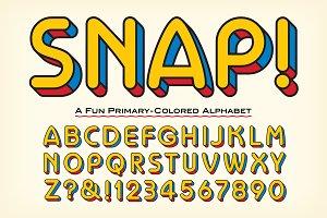Snap! Alphabet