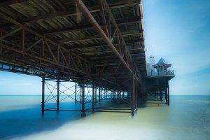 Under Brighton Pier