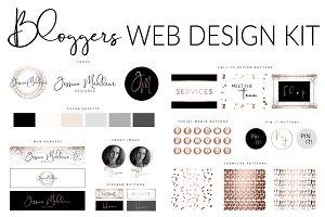 Blog and Brand Website Kit